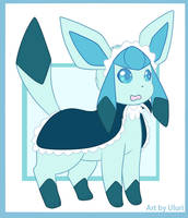 Miki: Glaceon the Maid by Uluri