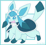Glaceon the Maid
