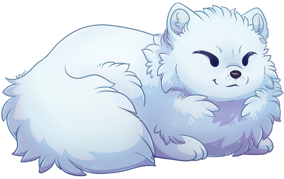 Arctic Fox [Shirts Available]