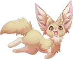 Fennec [Tshirts  Stickers available]