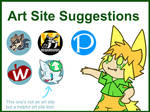 Art Site Suggestions for You helpful review guide