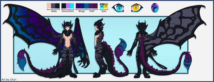 Reference Sheet for KaitouCat