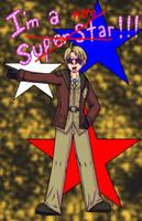 America's a Superstar by RainKitsune