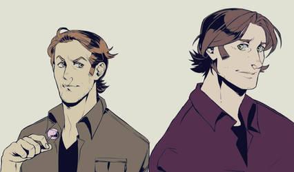 Gabriel/Sam