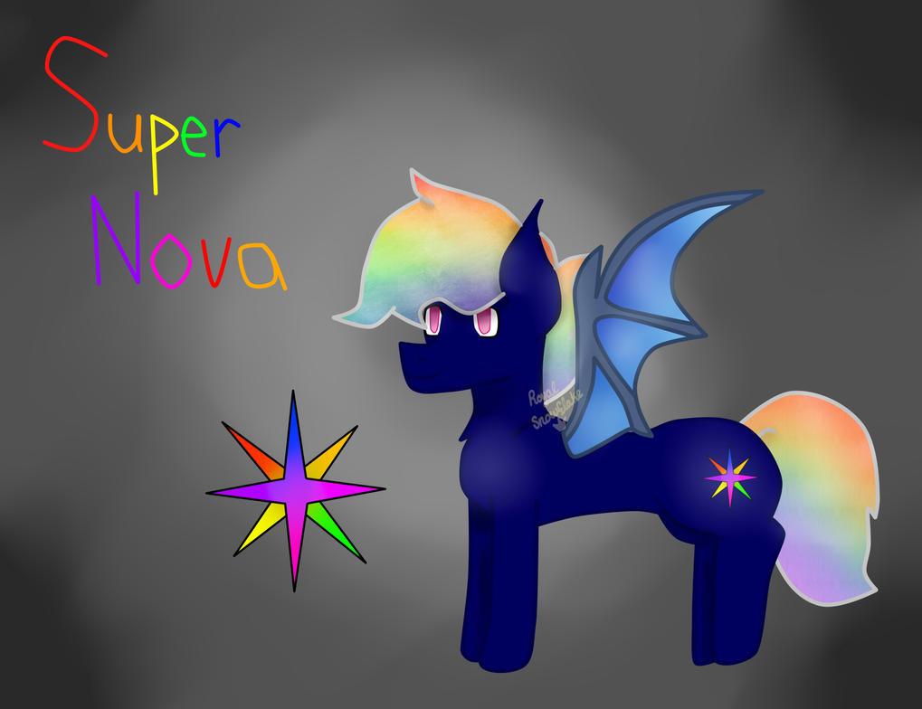 Rainbow Dash x Nightmare Moon by Royal-Snowflake