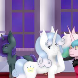 Infectverse: Fallen Facade by Royal-Snowflake