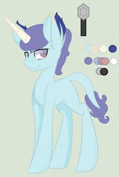 Opal Flame Reference Sheet by Royal-Snowflake