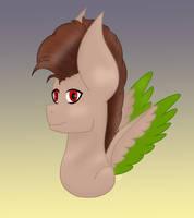 Bust Commission for Pone-Dancer