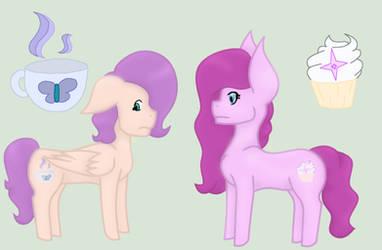 Breeding Chart Result: Starlight x Pinkie/Flutters