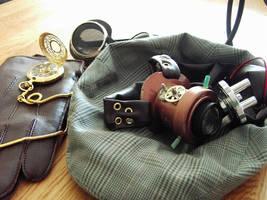 steampunk monogoggle1 by juggern0ught