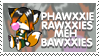 Phawxxie Stamp by Tsubaroo