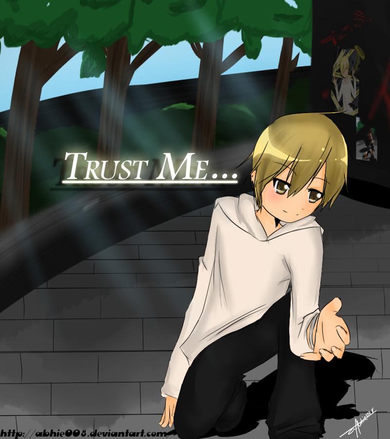 DRRR: Trust Me by Abhie008