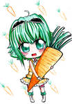 VOC: Gumi Loves Carrots