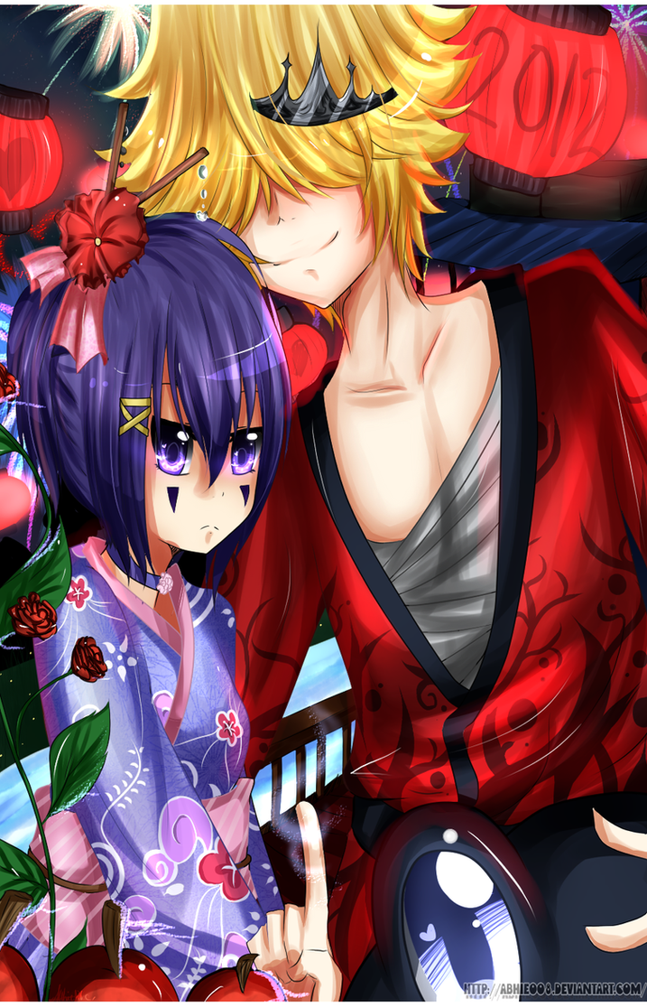 KHR:Happy New Year from BM by Abhie008