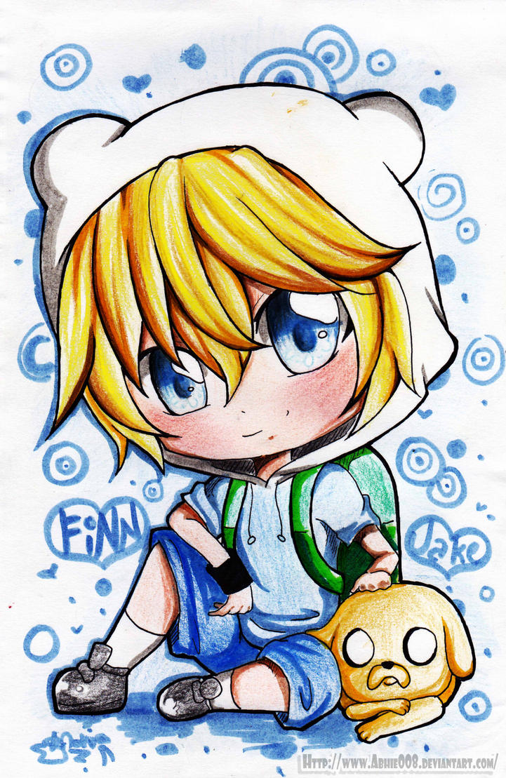 At finn and jake by abhie008 on deviantart at finn and jake by abhie008 thecheapjerseys Choice Image
