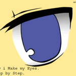 How i Color My Eyes Via Mouse by Abhie008
