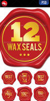 Wax Seals by doghead