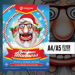 Christmas madness - Flyer Template