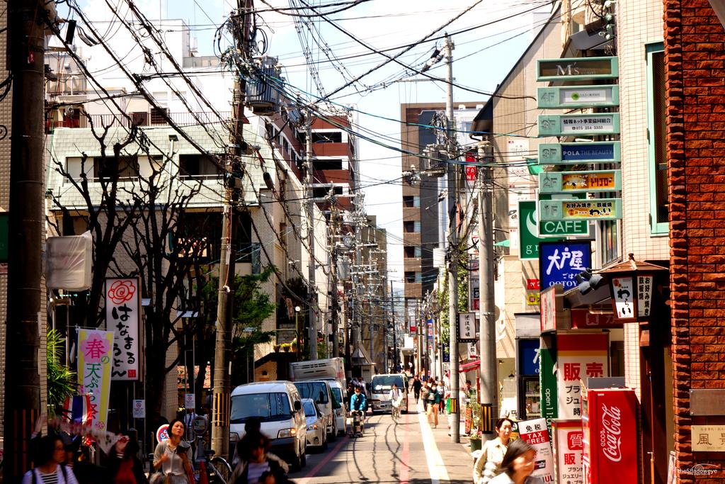streets of Kyoto by DianaShadoweye