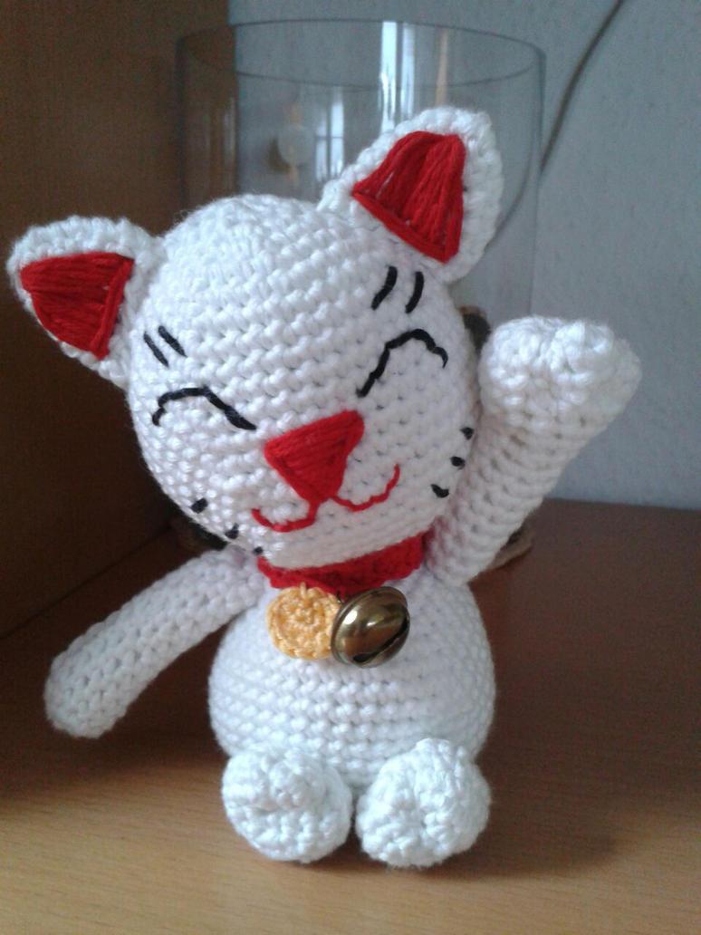 Good Luck Kitty by DianaShadoweye