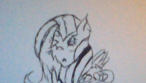 Fluttershy by Pony-TwilightAlicorn