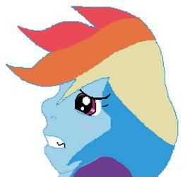 RainbowDash by Pony-TwilightAlicorn