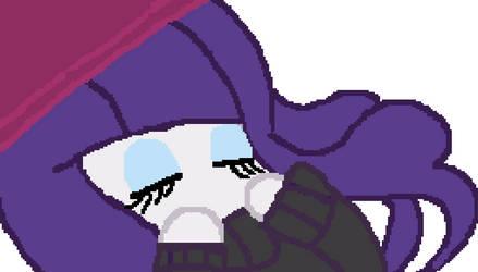 LadyRarity for rarityisagem by Pony-TwilightAlicorn
