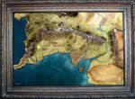 Map of Gondor, III 1660