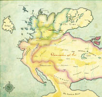 Seaven and Arx Map