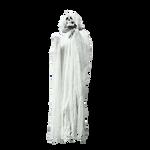 Skeleton PNG Plain White Stock
