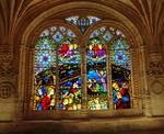 Castle Window Stock Polachrome