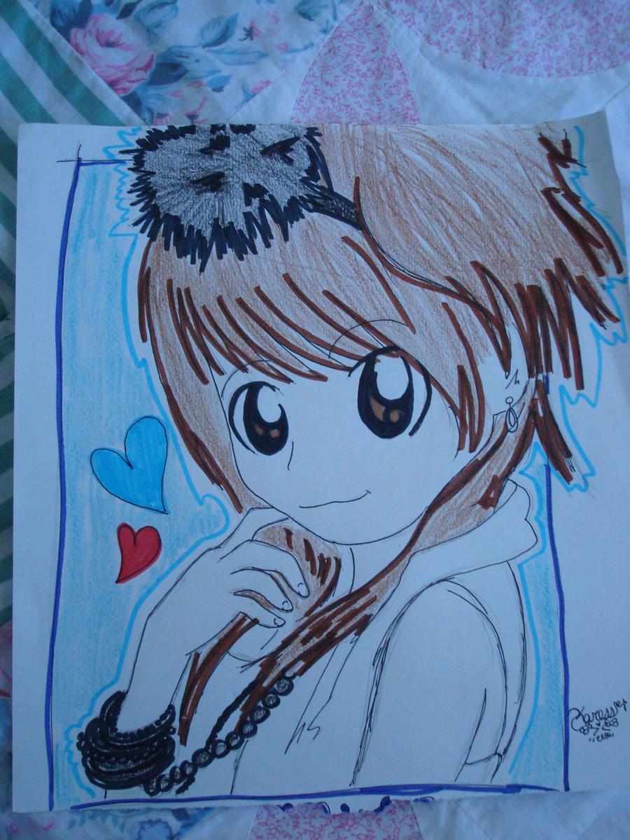 Tanaka Reina..again by kawaii-beam