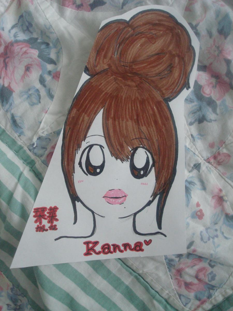 Kanna by kawaii-beam