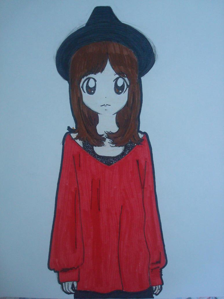 Red Ai-chan by kawaii-beam