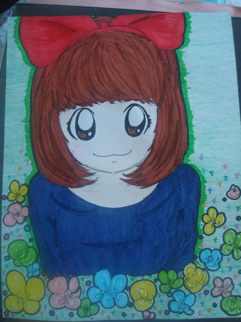 Gaki as Kiki by kawaii-beam