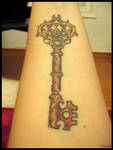 Key Tattoo II