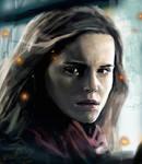 Hermione Granger by kmgenius