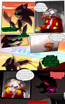 Teaching of Fear (Issue 3 page 2) by Ora-Allagis