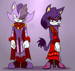 Facile and Dahlia (redesigns)