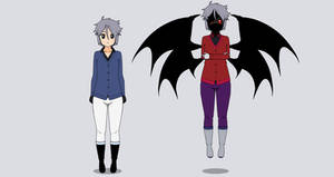 Character Profile 5 - Silver by InoueNinja94Kisekae