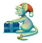 TFM: Christmas Mouse