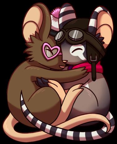 Hug by spinnando