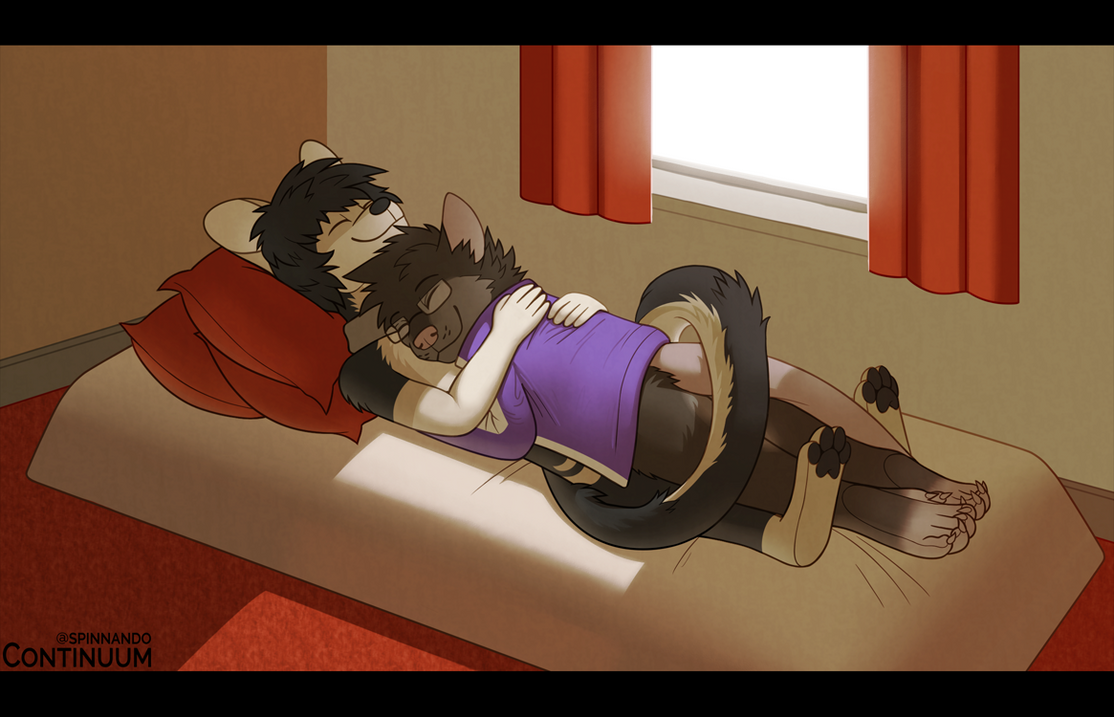 Afternoon Snugs by spinnando