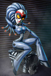 Wuya Detecto-bot by 14-bis