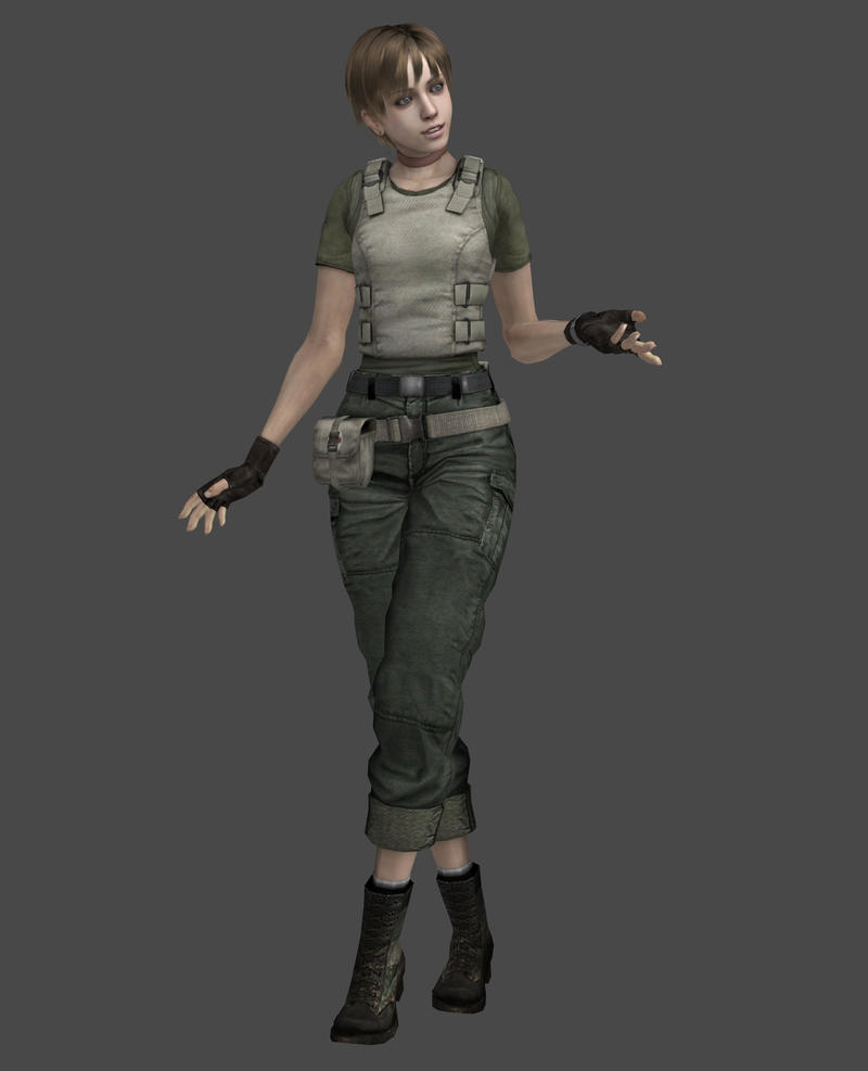 RE5 Becca W.I.P. 4 by Ventrue533