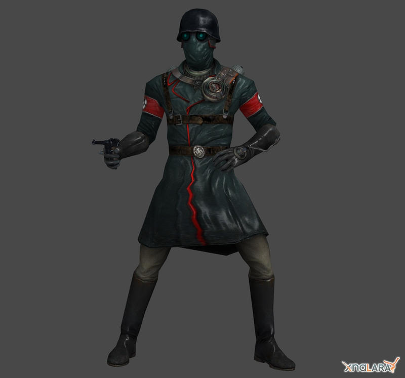 Wolfenstein - Assassin W.I.P. 2 by Ventrue533