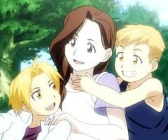 Ed,Al and Trisha by lovefma