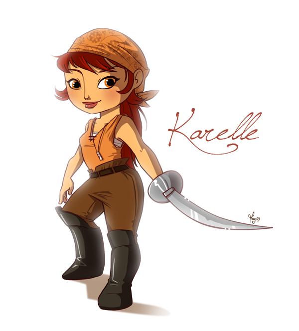 Thx - Karelle by Katikut