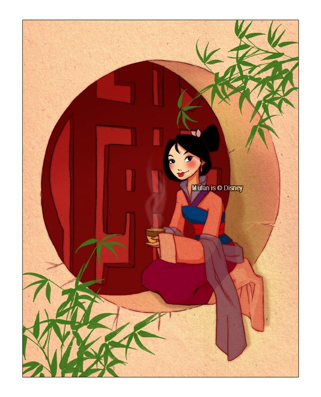 Mulan by Katikut