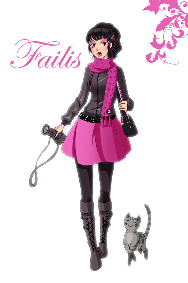 Failis - Gift by Katikut
